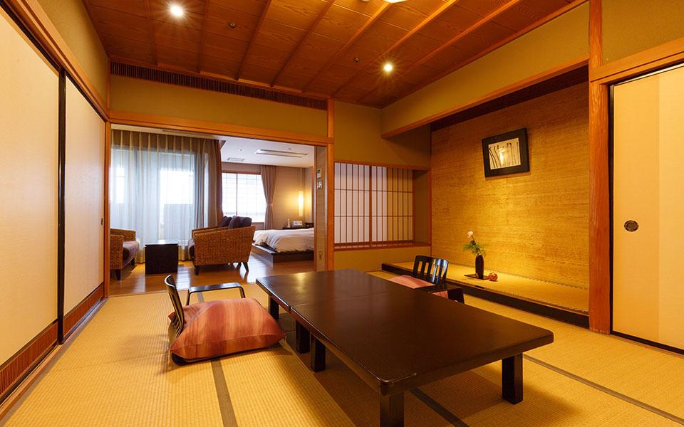 A型 日西式豪華客房