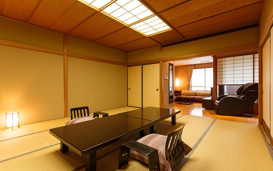 A型 日式豪華客房