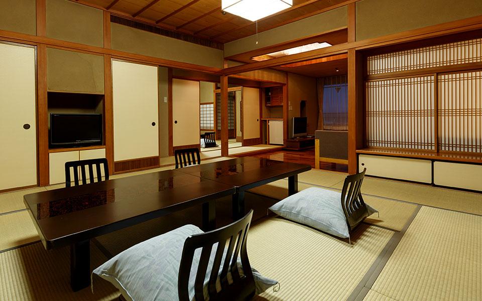 B型 日式豪華客房