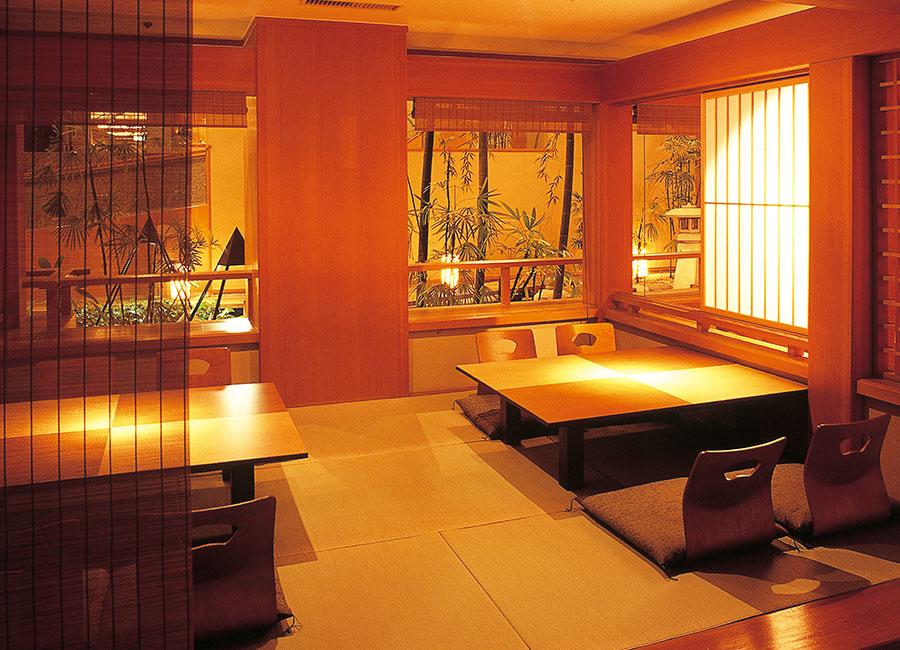 晚餐餐廳 月之庭