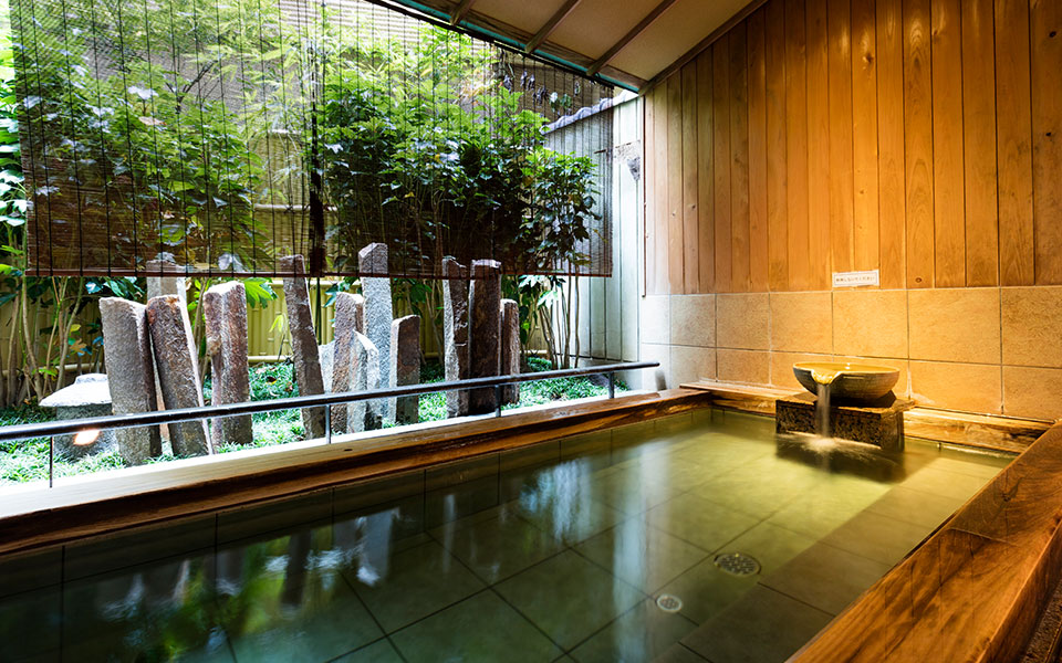 Japanese Cypress Bathtub Benifuji